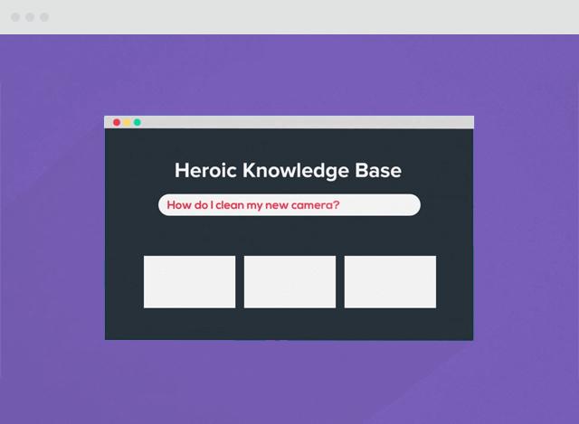 Heroic Knowledge Base Plugin