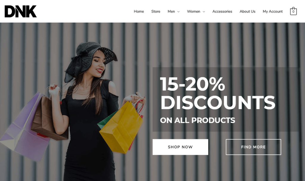 astra is one of the best ecommerce wordpress themes