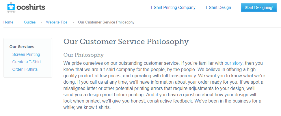 Do You Have A Customer Service Philosophy? 4 Tips To Develop One