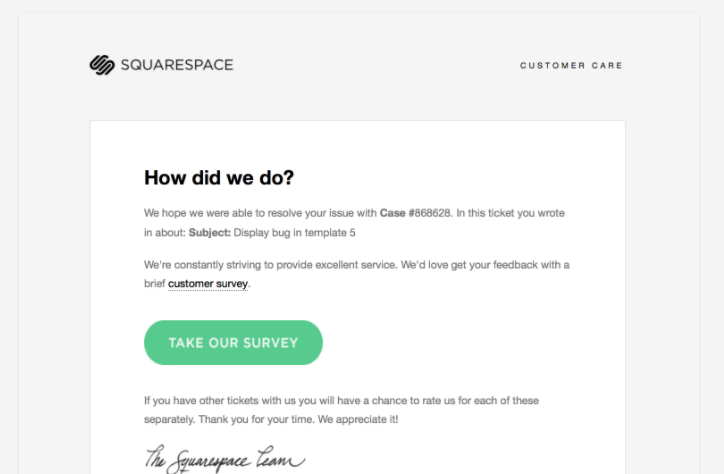 How To Ask Customers For Feedback The Right Way Herothemes