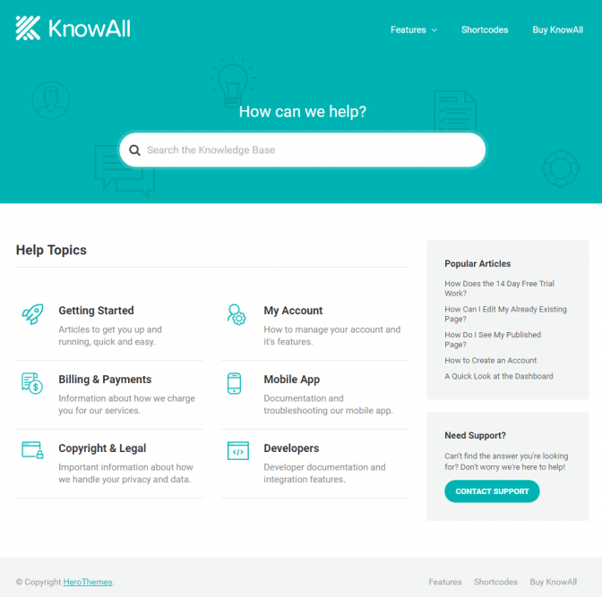 knowall-demo