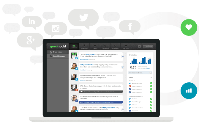 Check out whether tools such as Sprout Social can save your team time.