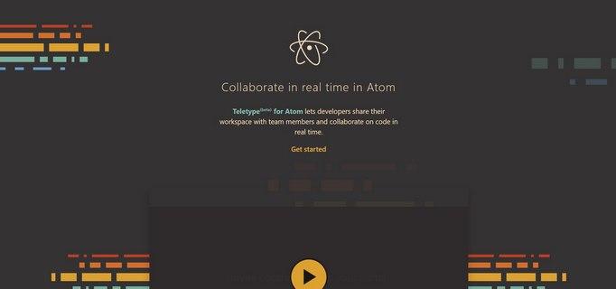 teletype atom
