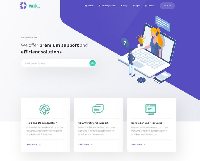 wikb-wordpress-theme