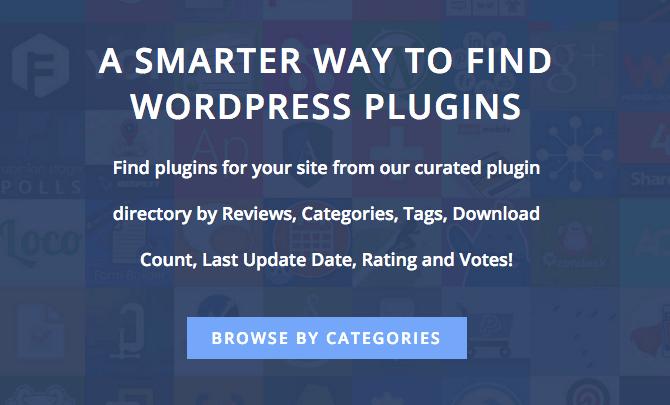The WP Plugin Directory is an alternative plugin directory